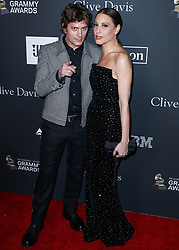 The Recording Academy And Clive Davis' 2019 Pre-GRAMMY Gala held at The Beverly Hilton Hotel on February 9, 2019 in Beverly Hills, Los Angeles, California, United States. 09 Feb 2019 Pictured: Rob Thomas, Marisol Maldonado. Photo credit: Xavier Collin/Image Press Agency / MEGA TheMegaAgency.com +1 888 505 6342