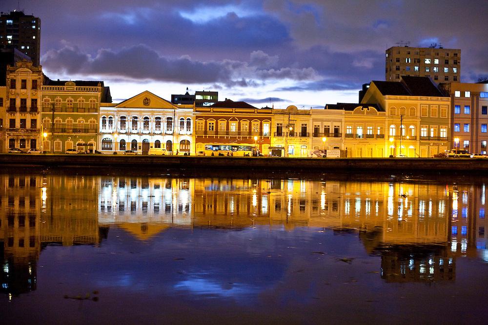 Recife_PE, Brasil..Centro Historico em Recife, Pernambuco..HIstorical center in Recife, Pernambuco..Foto: JOAO MARCOS ROSA / NITRO