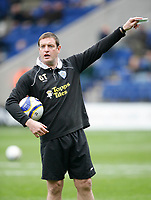 Photo: Steve Bond.<br /> Leicester City v Barnsley. Coca Cola Championship. 27/10/2007. Gerry Taggert in temporary charge