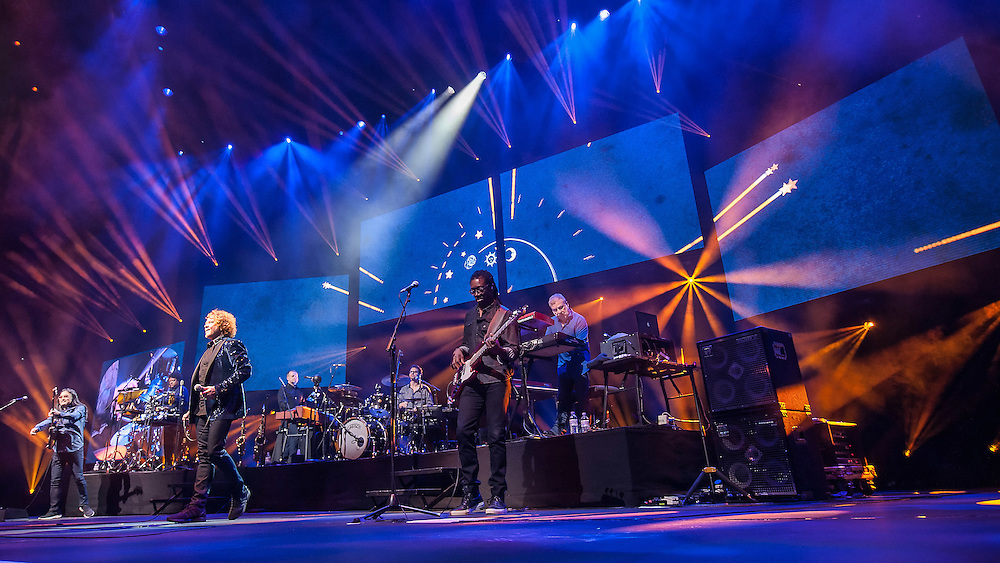 Simply Red at The SSE Hydro, Glasgow, Scotland, Great Britain 16th November 2016