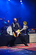 Social Distortion live @ Bridgestone Arena in Nashville, TN 10.28.2011