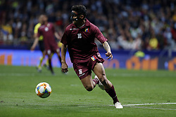 March 22, 2019 - Madrid, Madrid, Spain - Venezuela's Roberto Jose Rosales seen in action during the International Friendly match between Argentina and Venezuela at the wanda metropolitano stadium in Madrid. (Credit Image: © Manu Reino/SOPA Images via ZUMA Wire)