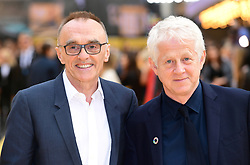 Danny Boyle (left) and Richard Curtis attending the Yesterday UK Premiere held in London, UK.