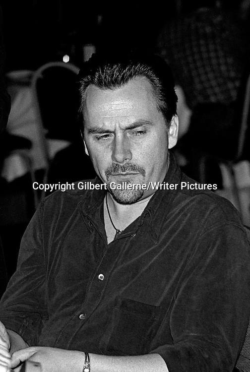 Brian Lumley, World Fantasy Convention, London, UK, 1997<br /> <br /> copyright Gilbert Gallerne/Writer Pictures<br /> contact +44 (0)20 822 41564<br /> info@writerpictures.com<br /> www.writerpictures.com
