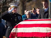 Interment of a World War II Marine
