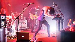 Phantogram performs at The Independent, San Francisco CA - 4/15/11