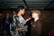 ZAWE ASHTON; FREDDIE FOX, InStyle Best Of British Talent , Shoreditch House, Ebor Street, London, E1 6AW, 26 January 2011