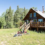 Harry Gates Hut (Summer)