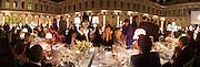 Jonathan Newhouse; Bruce Weber;  Eva Riccobono, Franca Sozzani ; Ginevra Elkann.  <br /> Italian Vanity Fair's 10 Anniversary celebration  hosted by Luca Dini. . Fondazione Cini, Isola di San Giorgio. Venezia.  1 September 2013