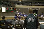 15769Jake Puricival story : Ohio vs. Buffalo 2/23/03: Wrestling action