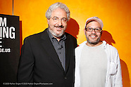 David Cross and Harold Ramis 2009