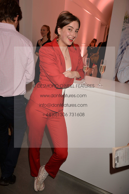 Antonia Clarke at the Tatler's English Roses 2017 party in association with Michael Kors held at the Saatchi Gallery, London England. 29 June 2017.<br /> Photo by Dominic O'Neill/SilverHub 0203 174 1069 sales@silverhubmedia.com