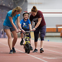 2018 UWL Adaptive PE Bike Riding Training
