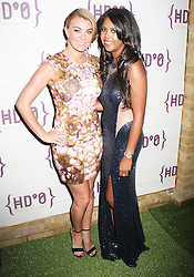 © Licensed to London News Pictures. 05/09/2013, UK. Danni Park-Dempsey & Billi Mucklow, HDOsw - Launch Party, HDO South Woodford, Essex London UK, 05 September 2013. Photo credit : Brett D. Cove/Piqtured/LNP