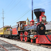 ITM Lincoln Funeral Train