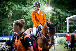 Hendrix Michel, NED, Baileys<br /> CHIO Rotterdam 2018<br /> © Hippo Foto - Sharon Vandeput<br /> 24/06/18
