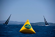 Rolex mark at the  Corfu Challenge, day two.