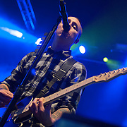 "Yellowcard is an American pop punk/alternative rock band formed in Jacksonville, Florida, in 1997 and based in Los Angeles since 2000.[1] Their music features the use of a violin, which brings a melodic element to the genre. They are best known for their singles ""Ocean Avenue"", ""Lights and Sounds"", and ""Light Up the Sky"". The band went on a two-year hiatus from 2008 through 2010 and they returned with their seventh studio album, When You're Through Thinking, Say Yes, in March 2011, and then Southern Air in August 2012. Their most recent album, Lift a Sail, was released October 7, 2014, with lead single ""One Bedroom."""