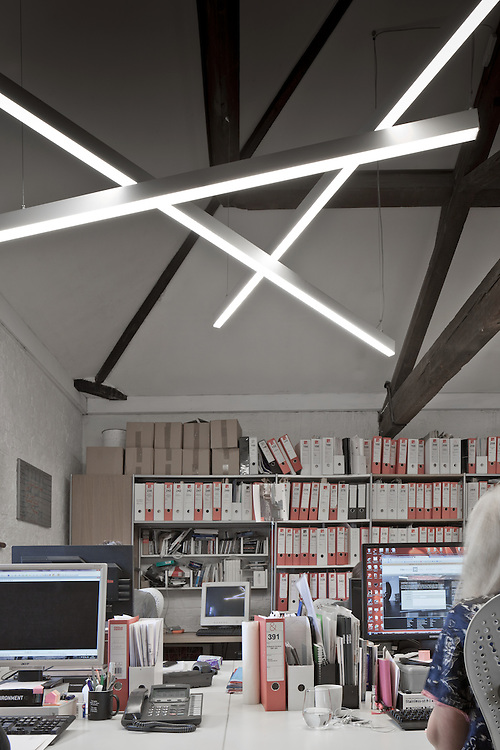 deltalight lighting london architects studio england uk