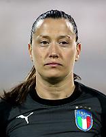 International Women's Friendly Matchs 2019 / <br /> Womens's Cyprus Cup Tournament 2019 - <br /> Korea DPR v Italy 3-3 aet ( GSZ Stadium - Larnaca,Cyprus ) - <br /> Chiara Marchitelli of Italy