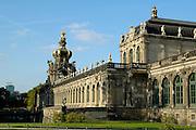 Dresden..Zwinger