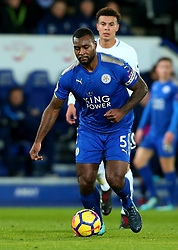 Wes Morgan of Leicester City - Mandatory by-line: Robbie Stephenson/JMP - 28/11/2017 - FOOTBALL - King Power Stadium - Leicester, England - Leicester City v Tottenham Hotspur - Premier League