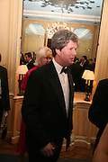 GUY SANGSTER, The 2007 Cartier Racing Awards. Four Seasonss Hotel. London. 14 November 2007. -DO NOT ARCHIVE-© Copyright Photograph by Dafydd Jones. 248 Clapham Rd. London SW9 0PZ. Tel 0207 820 0771. www.dafjones.com.