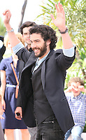 Tahar Rahim, Le Passé (The Past) film photocall at the Cannes Film Festival 17th May 2013