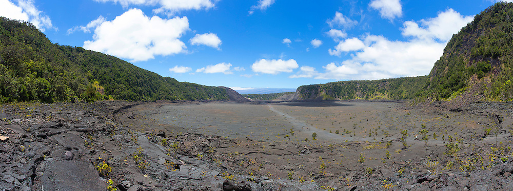 Kilauea Iki, HVNP, Kilauea Volcano, Big Island of Hawaii