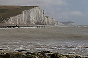 East Sussex Coastline, Seaford to Eastbourne,