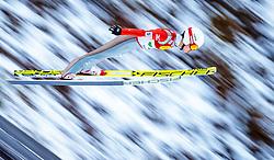 17.12.2016, Nordische Arena, Ramsau, AUT, FIS Weltcup Nordische Kombination, Skisprung, im Bild Hideaki Nagai (JPN) // Hideaki Nagai of Japan during Skijumping Competition of FIS Nordic Combined World Cup, at the Nordic Arena in Ramsau, Austria on 2016/12/17. EXPA Pictures © 2016, PhotoCredit: EXPA/ JFK