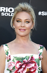 Elisabeth Rohm at the Los Angeles premiere of 'Sicario: Day Of The Soldado' held at the Regency Village Theatre in Westwood, USA on June 26, 2018.