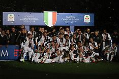 Juventus v Atalanta BC - 19 May 2019