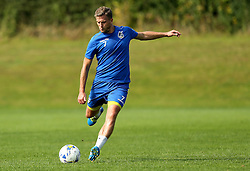 Lee Mansell of Bristol Rovers takes part in training - Mandatory by-line: Robbie Stephenson/JMP - 15/09/2016 - FOOTBALL - The Lawns Training Ground - Bristol, England - Bristol Rovers Training