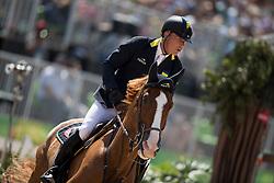 Tebbel Rene, UKR, Zipper<br /> Olympic Games Rio 2016<br /> © Hippo Foto - Dirk Caremans<br /> 16/08/16