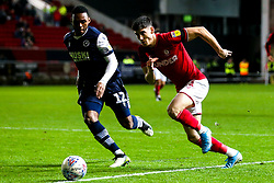 Callum O'Dowda of Bristol City takes on Mahlon Romeo of Millwall - Mandatory by-line: Robbie Stephenson/JMP - 10/12/2019 - FOOTBALL - Ashton Gate - Bristol, England - Bristol City v Millwall - Sky Bet Championship