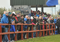 Great show of support for both teams at the junior cup semi-final in Carrowholly on sunday last.<br />Pic Conor McKeown