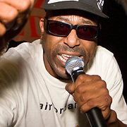 """5/22/10 Hockessin DE: Funky cold medina was released in 1987. But in 2010 Tone Loc Visits The Dizzy Bulldog, singing classic hits such as Wild Thing"""" and """"Funky Cold Medina"""" his deep, gravelly voice i would say Hockessin enjoyed Tone Loc this evening."""