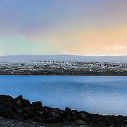 Eyjafjörður is the longest fjord in Iceland.