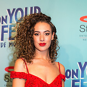 NLD/Utrecht/20171029 - Premiere Musical On Your Feet, Zoey Ivory