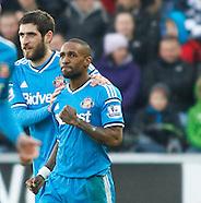 Swansea City v Sunderland 070215