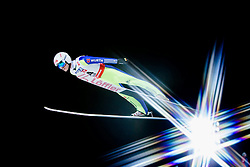 20.02.2015, Lugnet Ski Stadium, Falun, SWE, FIS Weltmeisterschaften Ski Nordisch, Skisprung, Herren, Qualifikation, im Bild Marinus Kraus (GER) // Marinus Kraus of Germany during the Mens Skijumping Qualification of the FIS Nordic Ski World Championships 2015 at the Lugnet Ski Stadium, Falun, Sweden on 2015/02/20. EXPA Pictures © 2015, PhotoCredit: EXPA/ JFK