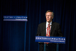 Virgil Goode (R-VA) is a member of the United States House of Representatives representing Virginia's 5th Congressional District.  The University of Virginia's Center for Politics, founded in 1998 by Professor Larry Sabato, hosted the 11th annual Virginia Political History Project open house at Montesano on the Grounds of the University of Virginia in Charlottesville, VA on June 6 and 7, 2008.