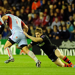 Edinburgh Rugby v Lyon | European Challenge Cup | 24 October 2014