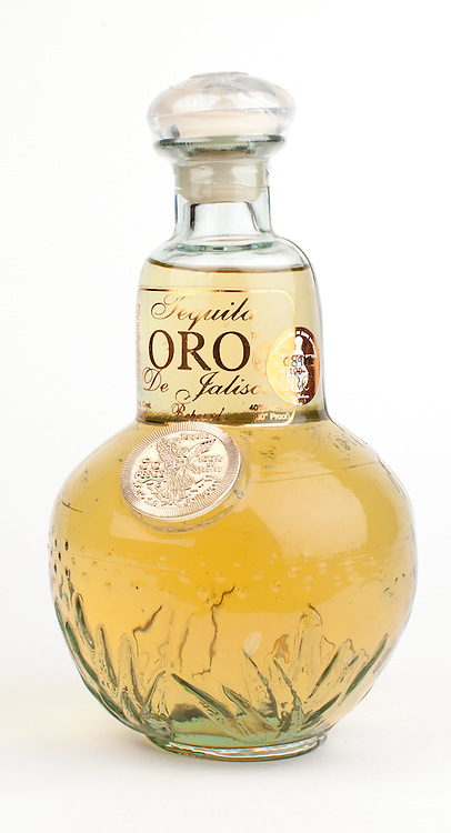 Oro de Jalisco reposado -- Image originally appeared in the Tequila Matchmaker: http://tequilamatchmaker.com