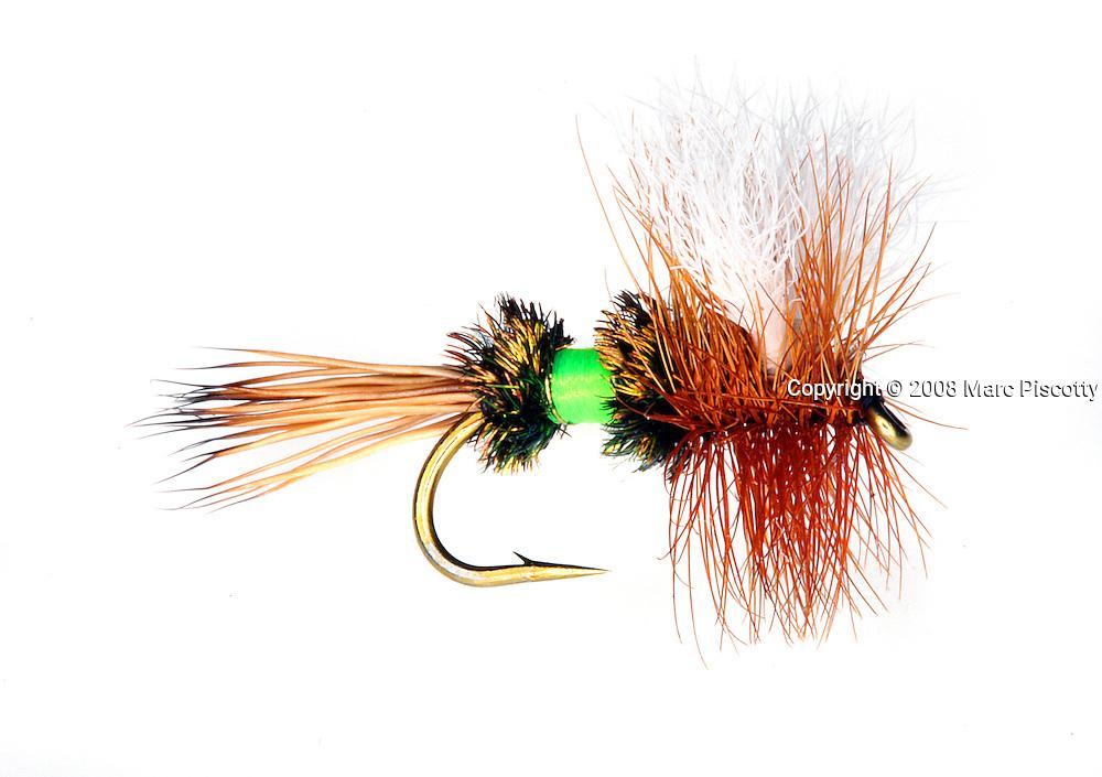 SHOT 4/29/08 2:12:57 PM - 2008 Umpqua Feather Merchants flies..(Photo by Marc Piscotty / © 2008)