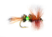 SHOT 4/29/08 2:12:57 PM - 2008 Umpqua Feather Merchants flies..(Photo by Marc Piscotty / © 2008)