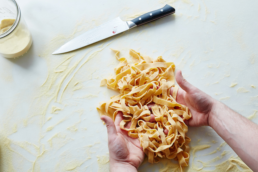 how to make pasta without a recipe