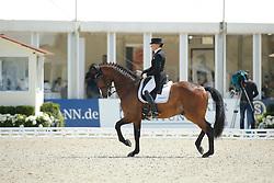 Krinke-Susmelj Marcela, (SUI), Smeyers Molberg <br /> Grand Prix Special<br /> CDIO Hagen 2015<br /> © Hippo Foto - Stefan Lafrentz<br /> 11/07/15