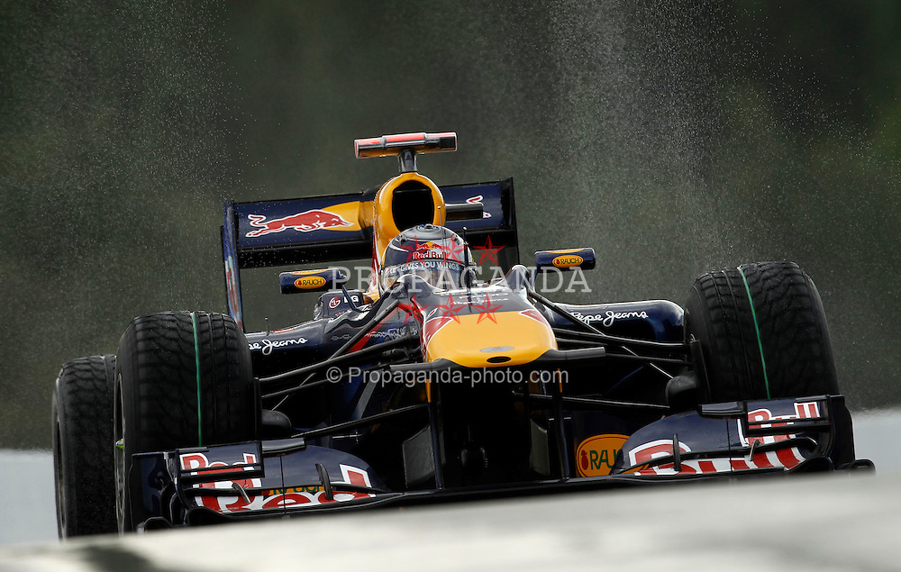Motorsports / Formula 1: World Championship 2010, GP of Belgium, 05 Sebastian Vettel (GER, Red Bull Racing),